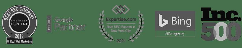 seo web design awards